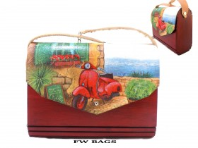 wooden bags 1257